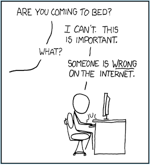xkcd: something is wrong on the internet