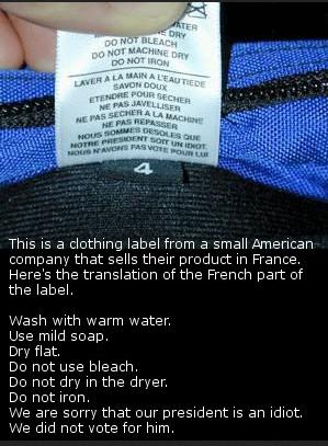 tom bihn label