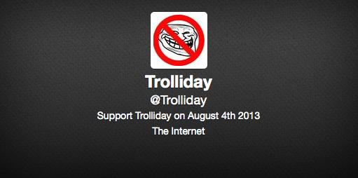 twitter trolliday