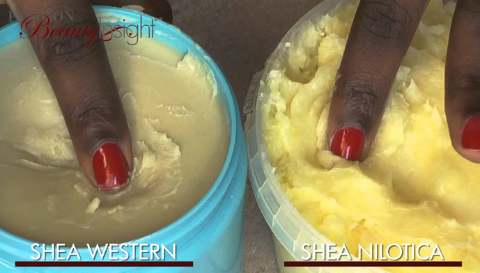 west african vs east african shea butter