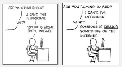 xkcd it's important